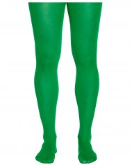 Green Tight Adult Fancy Dress Peter Pan Elf Halloween Fashion Tight  Accessory 3b0df3d413e