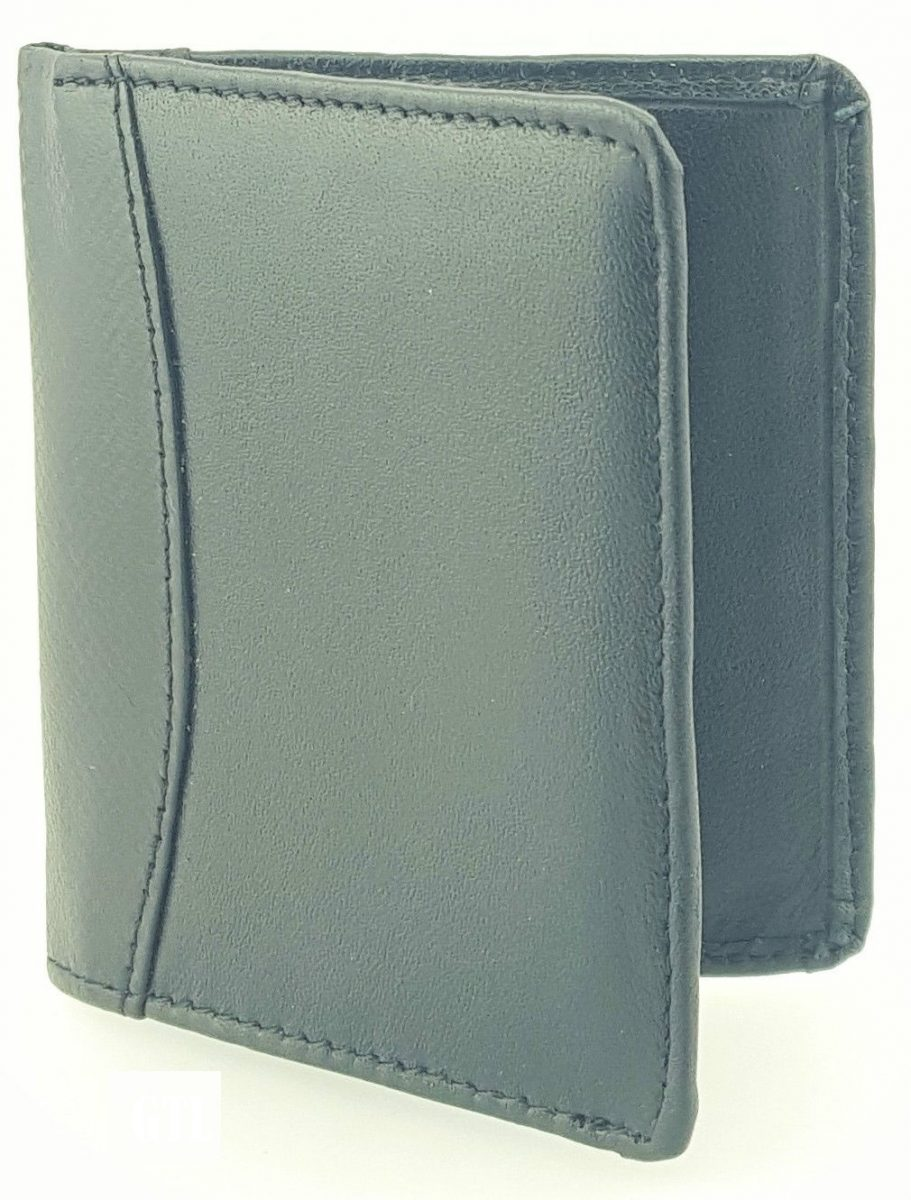 5b34d62c0574 Credit Card Holder, Wallet, Purse Lorenz Soft Real Leather + Gift Box New  Sale